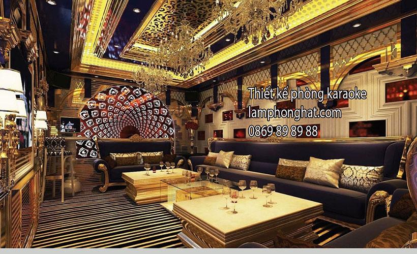 Phòng karaoke Hoàng Gia - Đặc điểm của phòng karaoke Hoàng Gia2