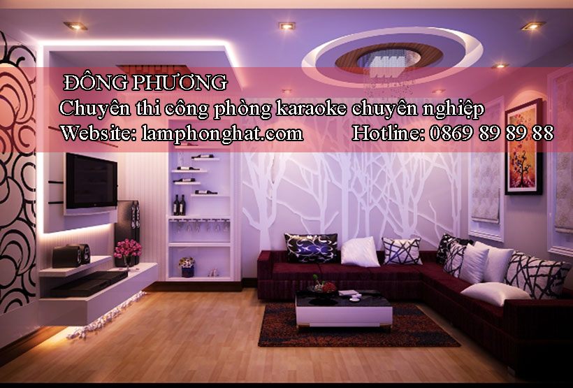 Phòng karaoke gia đình - Không gian thư giãn tuyệt vời cho mọi người2